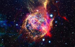 un coin reculé de l'univers photo