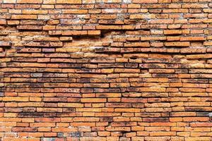 texture de mur de brique vide pour le fond photo
