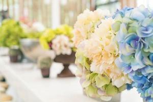 beau bouquet de fleurs pour le fond photo