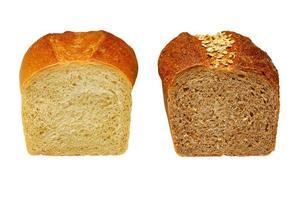 délicieuse tranche de pain photo