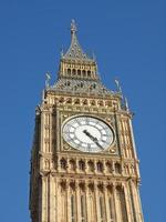 Big Ben à Londres photo