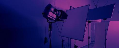 équipements d'éclairage de studio pour film photo ou film
