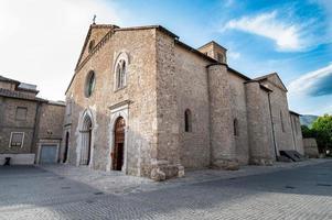 église de san francesco in terni photo