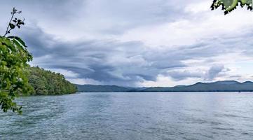 paysage autour des gorges du lac jocasse photo