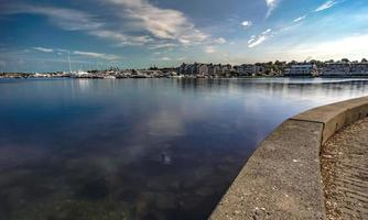 scènes autour de l'île de newport rhode photo