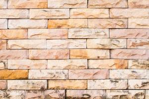 gros plan, arrière-plan, de, vieux, vendange, mur brique photo