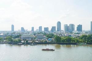 la ville de Bangkok en Thaïlande photo