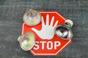 ampoules interdites photo
