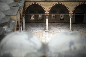 modèle d'art du bâtiment historique photo
