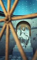 ange sculpture christianisme religion symbole photo