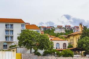 maisons à novi vinodolski, croatie photo