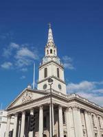 l'église St martin à londres photo