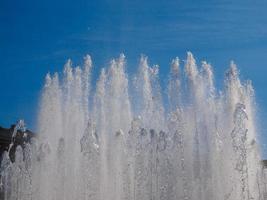 fontaine à milan photo