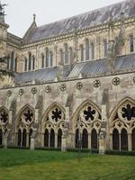 la cathédrale de salisbury à salisbury photo
