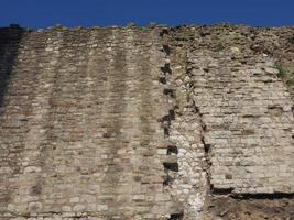 mur romain à londres photo