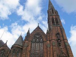 église st colomb photo