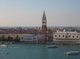 Place Saint Marc à Venise photo
