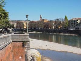 Adige à Vérone photo