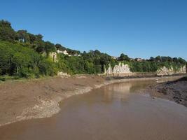 Rivière Wye à Chepstow photo