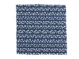 échantillon de tissu bleu photo