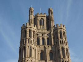 cathédrale d'ely à ely photo