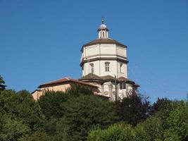 église monte cappuccini à turin photo