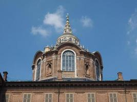 cappella della sindone à turin photo