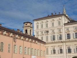 palazzo réel turin photo