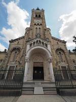 L'église Santa Rita da Cascia à Turin photo