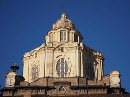 église san lorenzo à turin photo