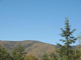 alpes griennes, italie photo