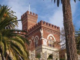 Château d'Albertis à Gênes Italie photo
