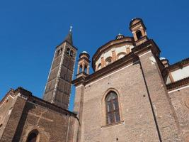 église sant eustorgio milan photo