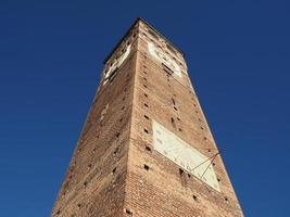 Torre Civica beffroi à Grugliasco photo