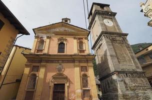 chapelle sainte marthe à quincinetto photo