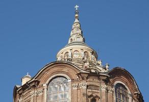 capella della sindone, turin photo