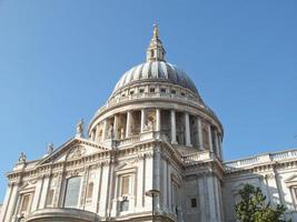la cathédrale saint paul, londres photo
