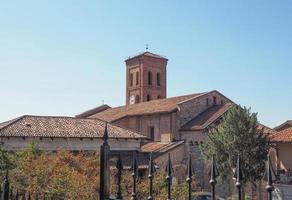 église santa maria à san mauro photo