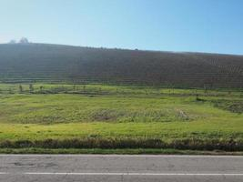 collines du roero en piémont photo