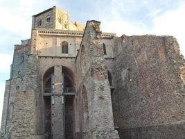 Abbaye de la sacra di san michele photo