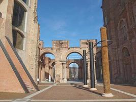 castello di rivoli, italie photo