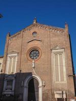 église santa eufemia à vérone photo