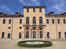 villa della regina, turin photo
