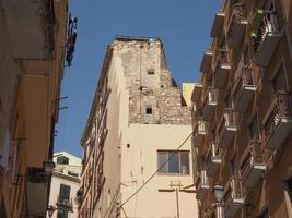 quartier castello à cagliari photo