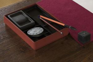 arrangement objet artisanal japonais traditionnel photo