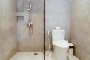 flou abstrait salle de bain de luxe pour le fond photo