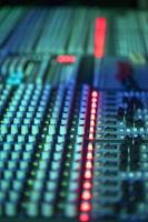 équipement de musique etnetrainment audio dj mixer photo