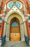 st. l'église Saint-Jean. Helsinki, Finlande. photo