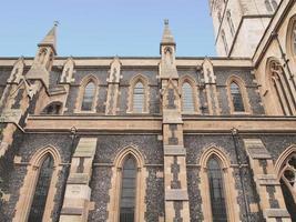 la cathédrale de Southwark, londres photo