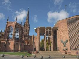 cathédrale st michael, coventry photo